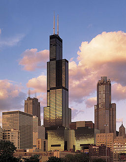 Sears Tower, Credits:Wikipedia
