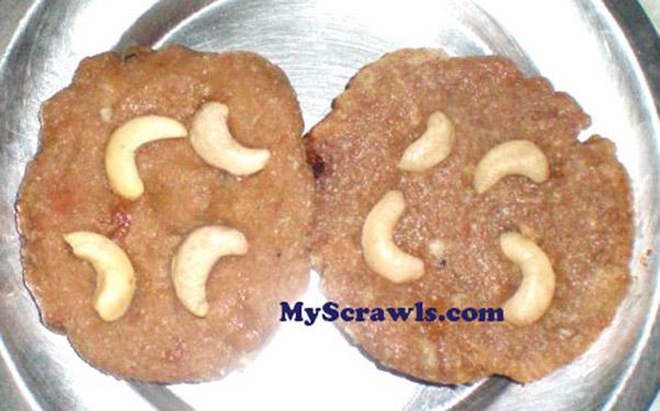 Vazhai elai Godhumai adai | Wheat flour sweet adai