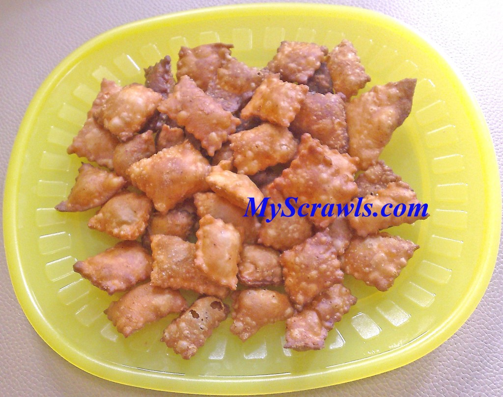 Maida Chips