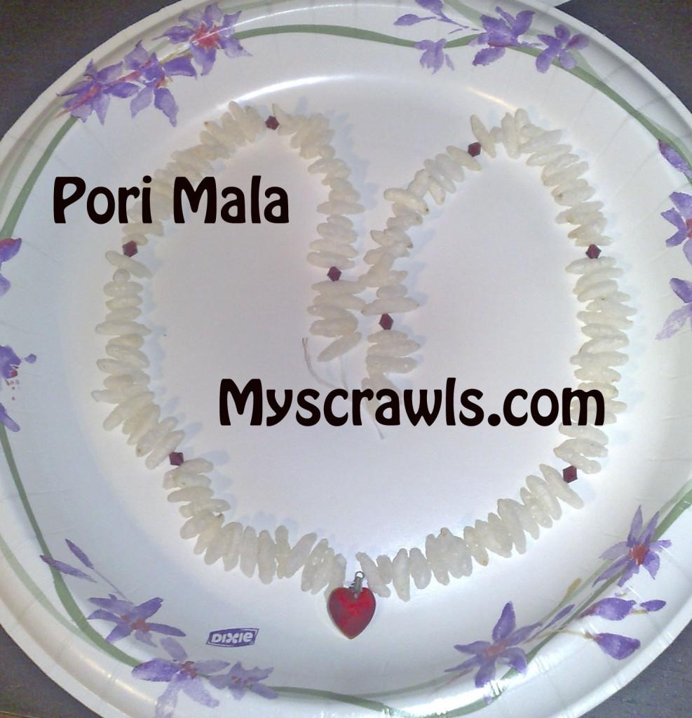 Pori (Puffed Rice) Mala