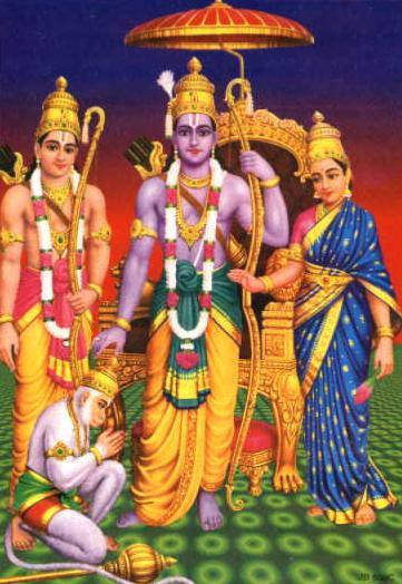 Lord Sri Rama (Thanks: devotionalonly.com)