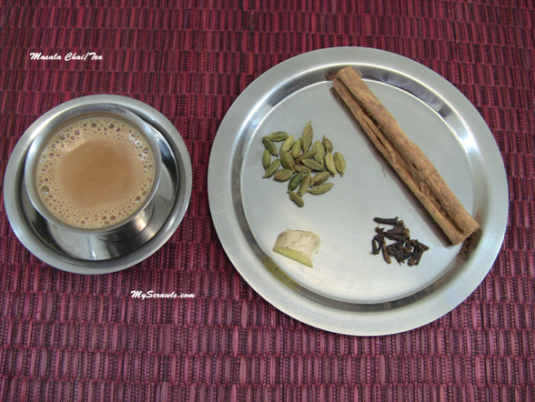 Masala Chai/Tea