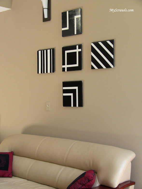 Wall hanging room decor
