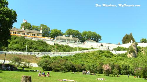 Fort Mackinac