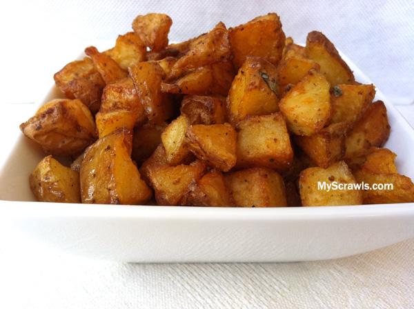 Aloo Fry