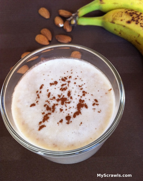 Healthy Banana smoothie recipe
