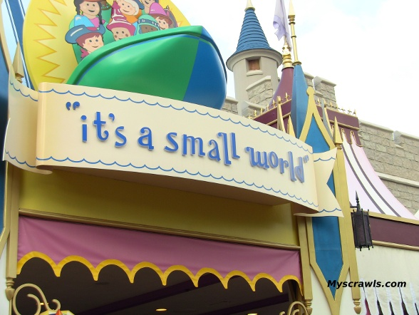 It's a small world Magic Kingdom, Do not miss this!