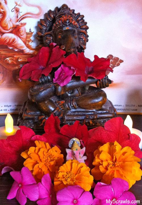 Ganesh bappa morya